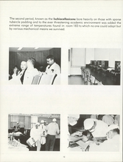 Page 16, 1966 Edition, Wake Forest School of Medicine - Gray Matter Yearbook (Winston Salem, NC) online yearbook collection
