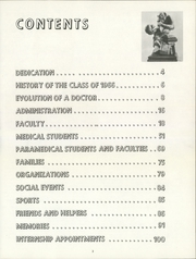 Page 7, 1966 Edition, Wake Forest School of Medicine - Gray Matter Yearbook (Winston Salem, NC) online yearbook collection