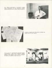 Page 9, 1966 Edition, Wake Forest School of Medicine - Gray Matter Yearbook (Winston Salem, NC) online yearbook collection