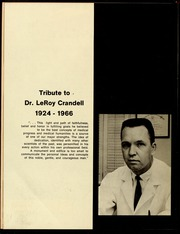 Page 10, 1967 Edition, Wake Forest School of Medicine - Gray Matter Yearbook (Winston Salem, NC) online yearbook collection