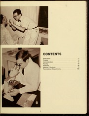 Page 7, 1967 Edition, Wake Forest School of Medicine - Gray Matter Yearbook (Winston Salem, NC) online yearbook collection