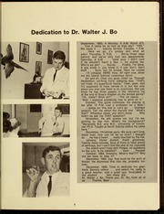 Page 9, 1967 Edition, Wake Forest School of Medicine - Gray Matter Yearbook (Winston Salem, NC) online yearbook collection