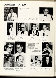 Page 10, 1975 Edition, Wake Forest School of Medicine - Gray Matter Yearbook (Winston Salem, NC) online yearbook collection