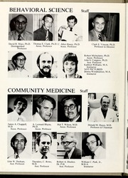 Page 14, 1975 Edition, Wake Forest School of Medicine - Gray Matter Yearbook (Winston Salem, NC) online yearbook collection