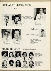 Page 15, 1975 Edition, Wake Forest School of Medicine - Gray Matter Yearbook (Winston Salem, NC) online yearbook collection