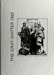 1982 Edition, Wake Forest School of Medicine - Gray Matter Yearbook (Winston Salem, NC)