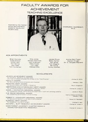 Page 8, 1983 Edition, Wake Forest School of Medicine - Gray Matter Yearbook (Winston Salem, NC) online yearbook collection