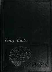 1987 Edition, Wake Forest School of Medicine - Gray Matter Yearbook (Winston Salem, NC)