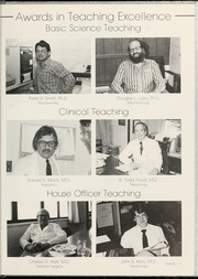 Page 13, 1988 Edition, Wake Forest School of Medicine - Gray Matter Yearbook (Winston Salem, NC) online yearbook collection