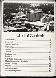 Page 8, 1988 Edition, Wake Forest School of Medicine - Gray Matter Yearbook (Winston Salem, NC) online yearbook collection