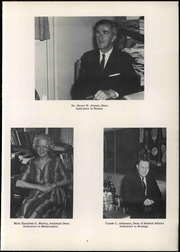 Page 15, 1965 Edition, Warren Wilson College - Ole Lady Yearbook (Swannanoa, NC) online yearbook collection