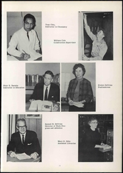 Page 17, 1965 Edition, Warren Wilson College - Ole Lady Yearbook (Swannanoa, NC) online yearbook collection