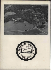 Page 8, 1965 Edition, Warren Wilson College - Ole Lady Yearbook (Swannanoa, NC) online yearbook collection