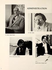 Page 10, 1980 Edition, Warren Wilson College - Ole Lady Yearbook (Swannanoa, NC) online yearbook collection