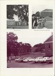 Page 10, 1970 Edition, Barber Scotia College - Saber Yearbook (Concord, NC) online yearbook collection