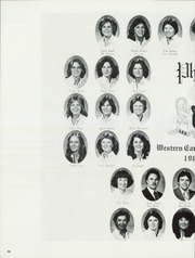 Page 90, 1981 Edition, Western Carolina University - Catamont Yearbook (Cullowhee, NC) online yearbook collection