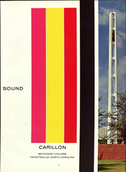 Page 9, 1966 Edition, Methodist University - Carillon Yearbook (Fayetteville, NC) online yearbook collection