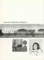Page 10, 1967 Edition, Methodist University - Carillon Yearbook (Fayetteville, NC) online yearbook collection