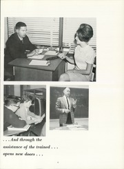Page 13, 1967 Edition, Methodist University - Carillon Yearbook (Fayetteville, NC) online yearbook collection