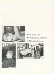 Page 9, 1967 Edition, Methodist University - Carillon Yearbook (Fayetteville, NC) online yearbook collection