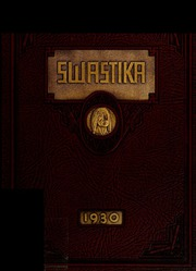 Catawba College - Sayakini / Swastika Yearbook (Salisbury, NC) online yearbook collection, 1930 Edition, Page 1