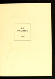 Page 5, 1931 Edition, Catawba College - Sayakini / Swastika Yearbook (Salisbury, NC) online yearbook collection