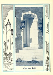 Page 16, 1932 Edition, Catawba College - Sayakini Yearbook (Salisbury, NC) online yearbook collection