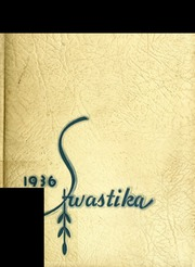 Catawba College - Sayakini / Swastika Yearbook (Salisbury, NC) online yearbook collection, 1936 Edition, Page 1