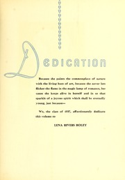 Page 11, 1936 Edition, Catawba College - Sayakini / Swastika Yearbook (Salisbury, NC) online yearbook collection
