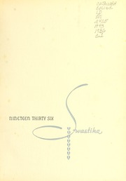 Page 5, 1936 Edition, Catawba College - Sayakini / Swastika Yearbook (Salisbury, NC) online yearbook collection