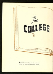 Page 12, 1941 Edition, Catawba College - Sayakini / Swastika Yearbook (Salisbury, NC) online yearbook collection
