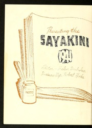 Page 6, 1941 Edition, Catawba College - Sayakini / Swastika Yearbook (Salisbury, NC) online yearbook collection