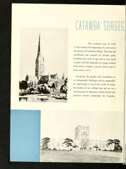 Page 10, 1947 Edition, Catawba College - Sayakini / Swastika Yearbook (Salisbury, NC) online yearbook collection