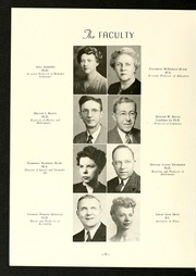 Page 16, 1947 Edition, Catawba College - Sayakini / Swastika Yearbook (Salisbury, NC) online yearbook collection