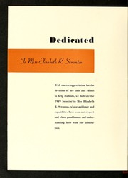 Page 12, 1949 Edition, Catawba College - Sayakini / Swastika Yearbook (Salisbury, NC) online yearbook collection