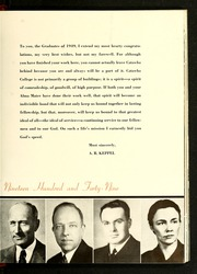 Page 15, 1949 Edition, Catawba College - Sayakini / Swastika Yearbook (Salisbury, NC) online yearbook collection