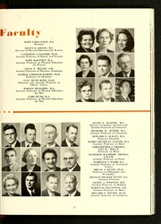 Page 17, 1949 Edition, Catawba College - Sayakini / Swastika Yearbook (Salisbury, NC) online yearbook collection