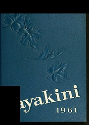 Page 1, 1961 Edition, Catawba College - Sayakini / Swastika Yearbook (Salisbury, NC) online yearbook collection