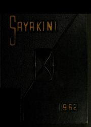 Catawba College - Sayakini / Swastika Yearbook (Salisbury, NC) online yearbook collection, 1962 Edition, Page 1