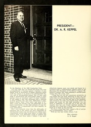 Page 14, 1963 Edition, Catawba College - Sayakini / Swastika Yearbook (Salisbury, NC) online yearbook collection