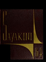 Catawba College - Sayakini / Swastika Yearbook (Salisbury, NC) online yearbook collection, 1964 Edition, Page 1