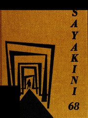 Catawba College - Sayakini / Swastika Yearbook (Salisbury, NC) online yearbook collection, 1968 Edition, Page 1