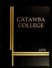 Catawba College - Sayakini / Swastika Yearbook (Salisbury, NC) online yearbook collection, 1979 Edition, Page 1
