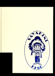 1980 Edition, Catawba College - Sayakini / Swastika Yearbook (Salisbury, NC)