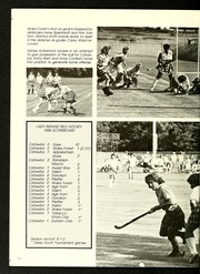 Page 56, 1987 Edition, Catawba College - Sayakini / Swastika Yearbook (Salisbury, NC) online yearbook collection