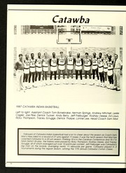 Page 62, 1987 Edition, Catawba College - Sayakini / Swastika Yearbook (Salisbury, NC) online yearbook collection