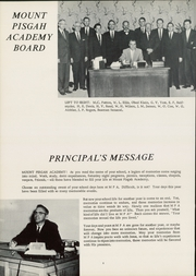 Page 10, 1962 Edition, Mount Pisgah Academy - Mountain Memories Yearbook (Candler, NC) online yearbook collection