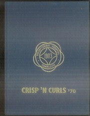 Page 1, 1970 Edition, Presbyterian Hospital School of Nursing - Crisp N Curls Yearbook (Charlotte, NC) online yearbook collection