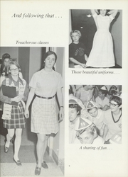 Page 10, 1970 Edition, Presbyterian Hospital School of Nursing - Crisp N Curls Yearbook (Charlotte, NC) online yearbook collection