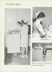 Page 12, 1970 Edition, Presbyterian Hospital School of Nursing - Crisp N Curls Yearbook (Charlotte, NC) online yearbook collection